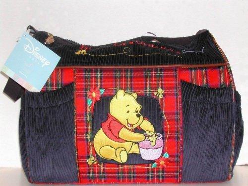 Diapers Pooh The Disney Winnie (Disney Winnie the Pooh Baby Shower Corduroy Diaper Bag)