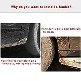 Mud Flaps Splash Guards for Kia Optima K5 2011 2012 2013 2014 2015 2016 Car Wheel Custom Mudflaps Front Rear MudGuards Premium Heavy Duty Rally Armor Fender 4PCS