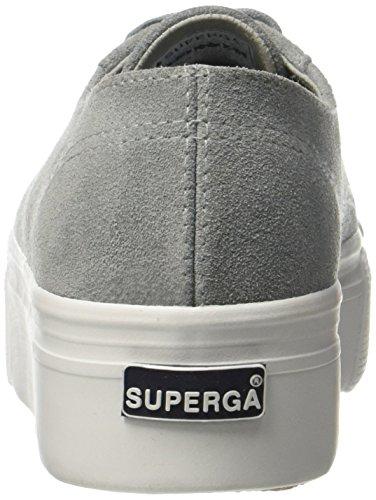 Lt 2790 Suew Donna Sneaker Basse Superga Grey Grau YBw6Axq