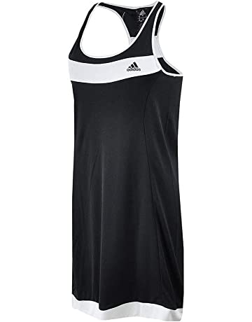 timeless design 45108 f0968 adidas Robe Galaxy Tennis Noir Femme