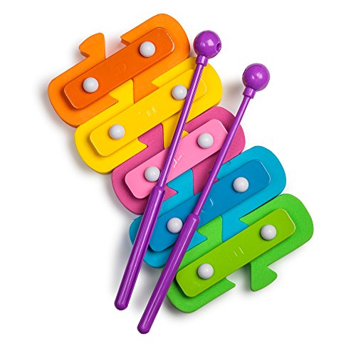 (Tobar - 29664 Water Xylophone - Multicoloured, 1)
