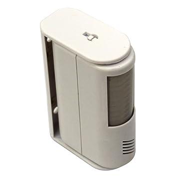 Eurobric2000 AL-01 Detector de Presencia y Alarma: Amazon.es: Bricolaje y herramientas