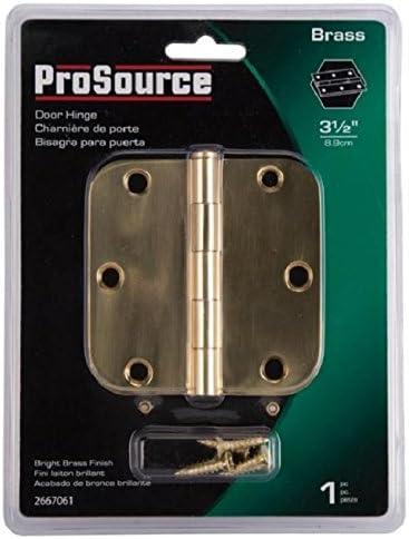 ProSource BH-BR21B-PS Door Hinges
