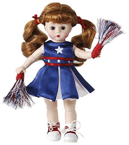 Madame Alexander Pompom Pep Rally Doll (Rally Pep Collection)