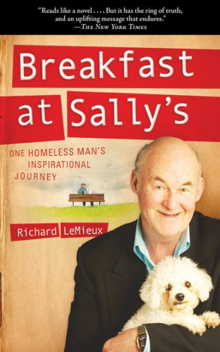 Breakfast at Sally's: One Homeless Man's Inspirational Journey cover