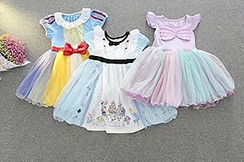 c6aa6b5596ec7 m135 ベルドレス 美女と野獣 キッズ 子供用ドレス Belle 女の子 子供プリンセスドレス ドレス なりきり
