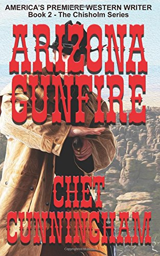 book cover of Arizona Gunfire