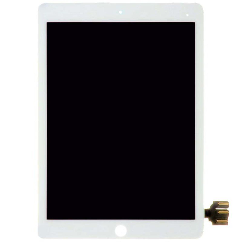 LCD & Digitizer Assembly for Apple iPad Pro 9.7'' (White) with Glue Card