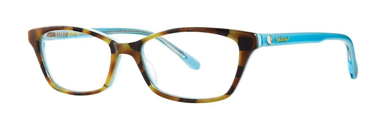 Eyeglasses Lilly Pulitzer Harding Tokyo Robin Blue TOKYO ROBIN BLUE