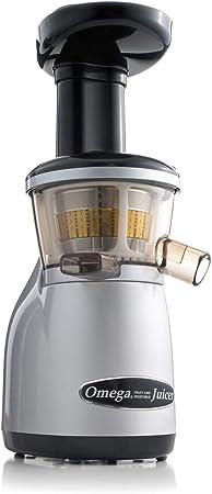 Omega Vertical Low Speed Juicer, 150-Watt