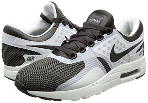 Nike, Uomo, Air Max Zero Essential, Tessuto tecnico, Sneakers, Grigio
