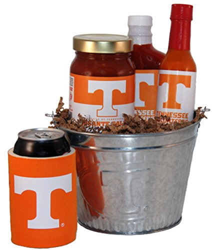 University of Tennessee Tailgate Grilling Gift Basket - Small