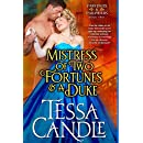 Mistress of Two Fortunes and a Duke: A Steamy Regency Romance (Parvenues & Paramours 2)