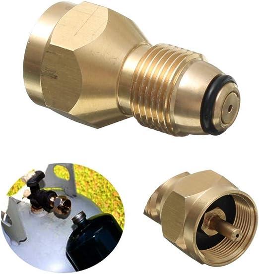Bouchon de Réservoir de Propane Connecteur pour Recharge de Propane