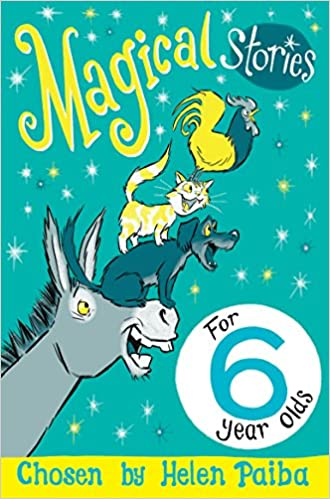 Book Magical Stories for 6 year olds