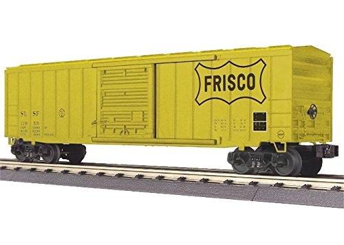 Rail King MTH FRISCO 50' MODERN BOXCAR o gauge ()