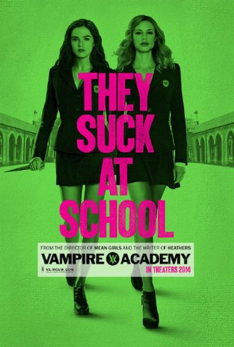 Vampire Academy (2014) (Movie)