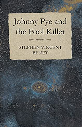 book cover of Johnny Pye and the Fool-killer