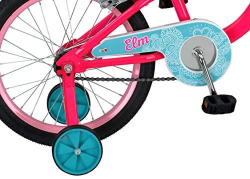 Schwinn Elm Girl's Bike with SmartStart, 18'' Wheels, Pink by Schwinn (Image #5)