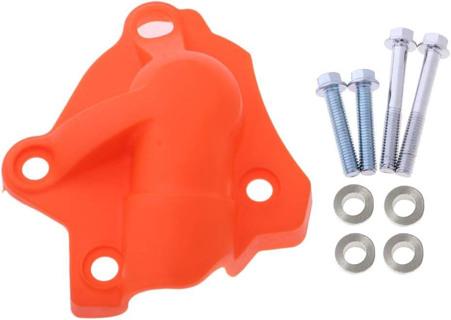SDENSHI Schutz F/ür Wasserpumpenabdeckung F/ür KTM SXF XCF EXC F XCF W 250 350