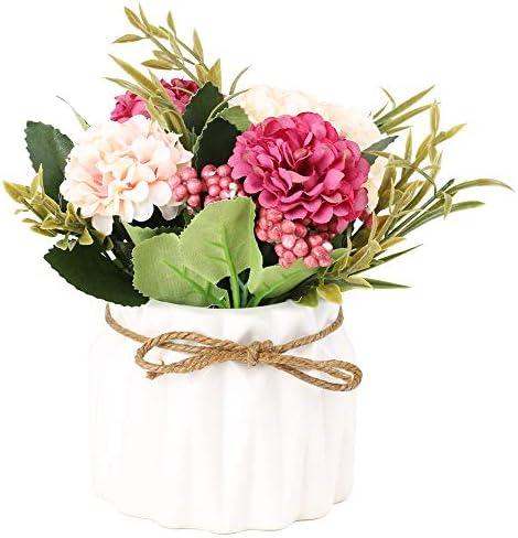 SUPNIU Artificial Hydrangea Bouquet Decoration product image