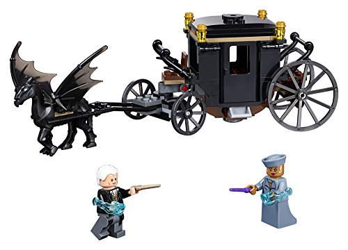51g%2B3x 06HL - LEGO Fantastic Beast's Grindelwald's Escape 75951