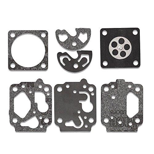 - Kaymon Carburetor Diaphragm Repair Kit 99909-163 For Kawasaki TH43 TH48 Shindaiwa B530 C250 C260 LE250 LE260 T260 T260B T261 String Trimmer Brushcutter