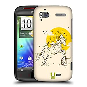 Head Case Designs Tree Year of the Horse Hard Back Case Cover for HTC Sensation XE Sensation