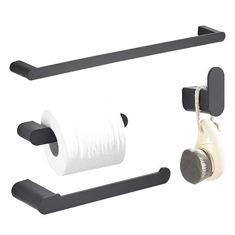Amazon.com: Klabb RB-18 Ss304 - Juego de accesorios de baño ...