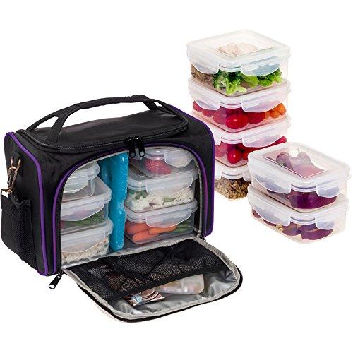 Meal Prep Bag LISH Management product image