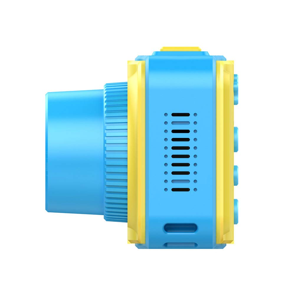 CamKingキッズ子供用カメラ2.0インチ画面ミニデジタルカメラ (Color : Blue) B07NQ5TSWF Blue