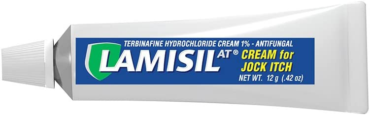 Lamisil at Cream for Jock Itch, 0.42 Ounce (Pack of 2): Health & Personal Care