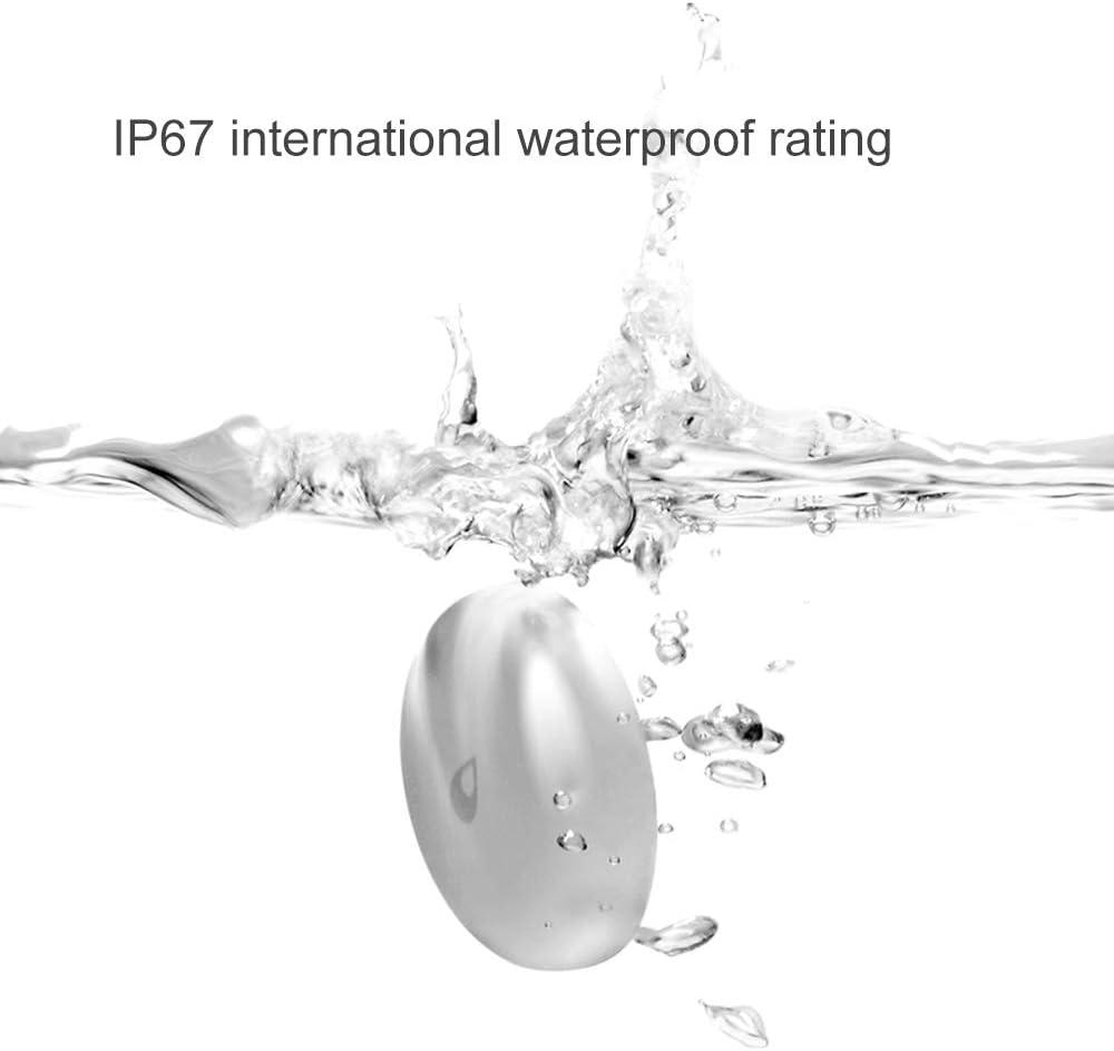 Wasser Eintauchen Sensor f/ür Aqara,Wireless Flood Water Leck Detektor IP67 Wasserdichtes Chengjun f/ür Aqara Wassermelder Smart Home Alarm f/ür Aqara