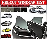 97 honda accord visors - TRUE LINE Automotive Computer Customized Pre-cut Window Tint Kit For (Front Sun Visor Only)