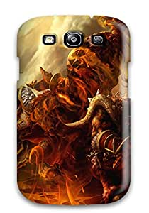 Jim Shaw Graff's Shop 9628173K50837552 Hot Case Cover Protector For Galaxy S3- Deathwing