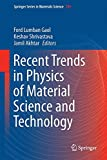 Recent Trends in Physics of Material Science and Technology, , 9812871276
