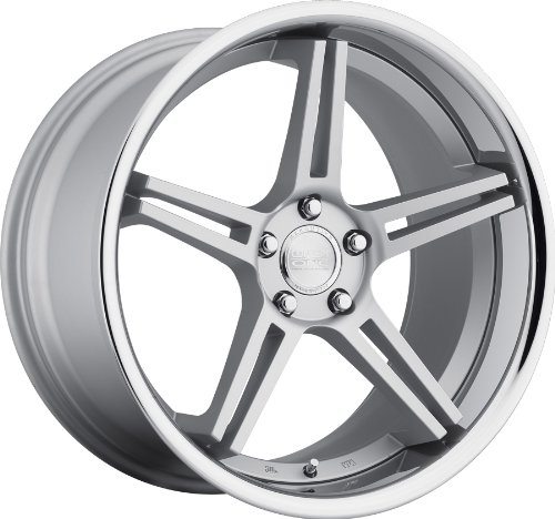 """Concept One 767 CS-5.0 Matte Black Wheel with Machined Lip Finish (20x9""""/5x114.3mm)"""