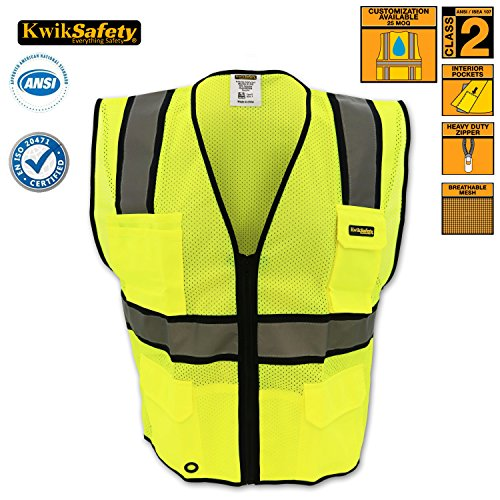 KwikSafety Reflective Landscaping Construction Demolition product image