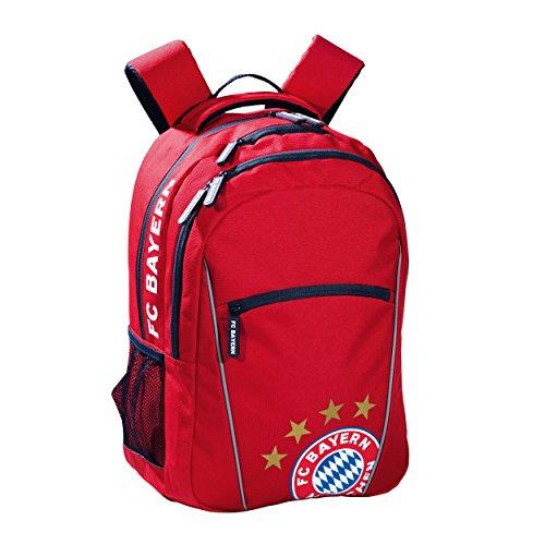 FC Bayern München - Mochila, 30 x 44 x 11 cm: Amazon.es: Deportes y aire libre