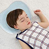 Baby Head Shaped Pillow for Infant Kids Toddler Newborn Child