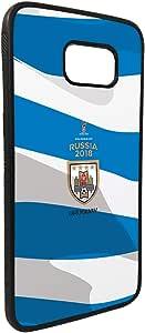 ديكالاك غطاء حماية لجهاز سامسونج جالكسي اس 7، تصميم الارغواي، متعدد الالوان