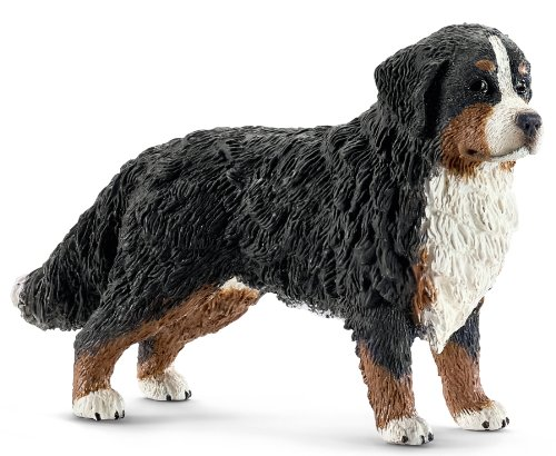 Schleich Female Bernese Mountain Dog product image