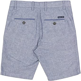 Pyret Woven City Stroll Shorts 6-12YRS Polarn O
