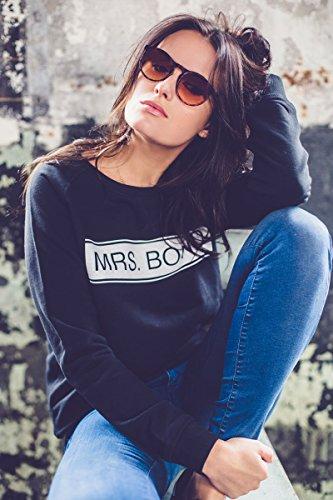 Rétro Noir Ca 011 Lunettes Cheapass Brun Miroitant Sunglasses Connaisseur Femmes Rondes Hommes Noir w0aUaxBq7