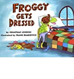 img - for Froggy Gets Dressed Board Book book / textbook / text book