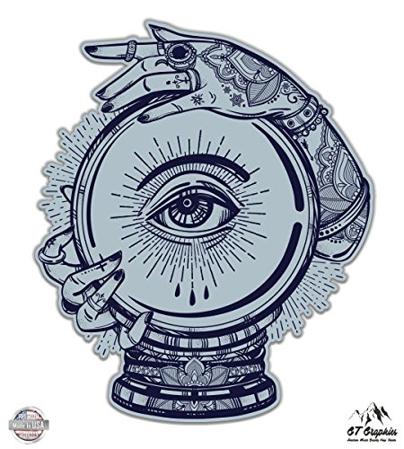 - Crystal Ball Eye Spiritual Fortune - 5