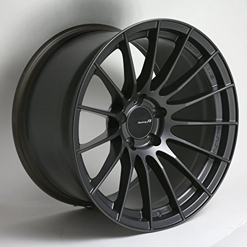 Enkei RS05-RR Rim Gunmetal 18x10.5 +15 5x114.3 Bore 75.0 (1 New - Rims 18 Gunmetal