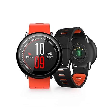 Xiaomi Amazfit Pace, Relojes Inteligentes Xiaomi Amazfit, Relojes Deportivos con GPS Bluetooth Reloj Inteligente