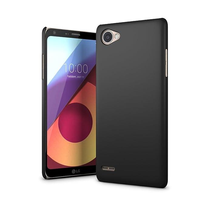 3 opinioni per SLEO Custodia per LG Q6/LG Q6+/LG Q6 Alpha, PC Duro Case Ultra Thin Fit Leggero