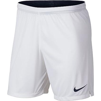dedb99ed57b Nike 893930 - 100 - Pantalones Cortos de fútbol para Hombre  Amazon ...